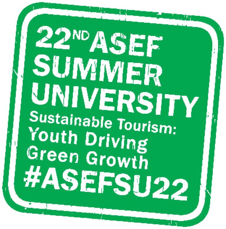 Open Call: ASEF Summer University 22 (#ASEFSU22)