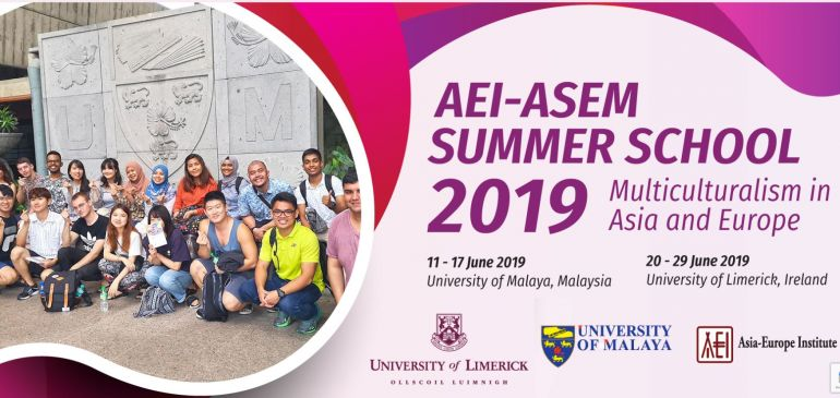 AEI-ASEM Summer School 2019